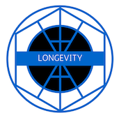 Logo for LONGEVITY INDUSTRIES